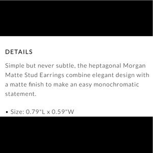 Kendra Scott Jewelry - Kendra Scott turquoise/gold Morgan stud earrings